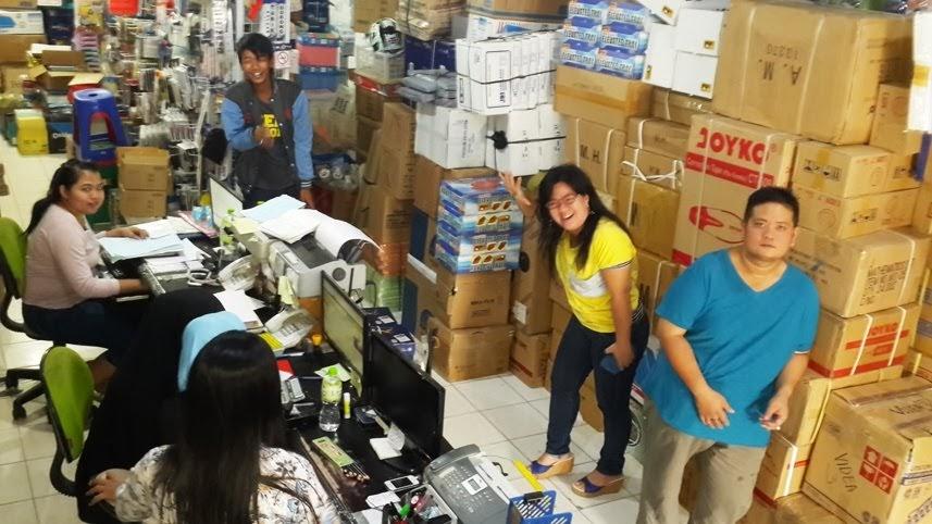 Agen Alat Tulis Kantor (ATK) | Supplier Perlengkapan Stationery Sekolah | Toko Bina Mandiri Stationery Jakarta Pusat