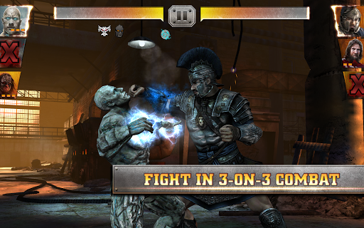 WWE Immortals screenshot 16