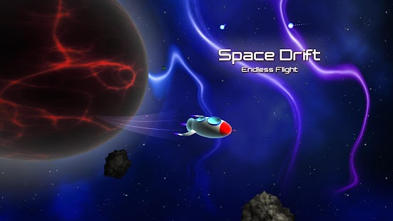 Space Drift Endless Flight - náhled
