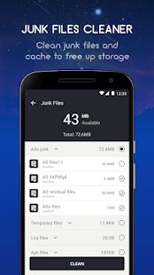 App Moonlight Cleaner - Memory cleaner&Junk removal APK for Windows Phone