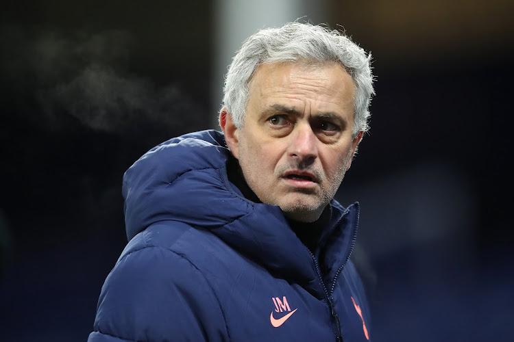 José Mourinho a ouvert la porte à un placardisé