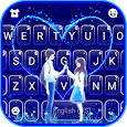 Romantic Love Keyboard Theme apk