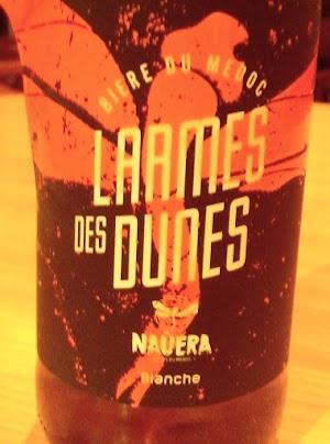 Larmes des dunes - Bière médocaine