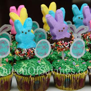 Hippity Hoppity Cupcakes