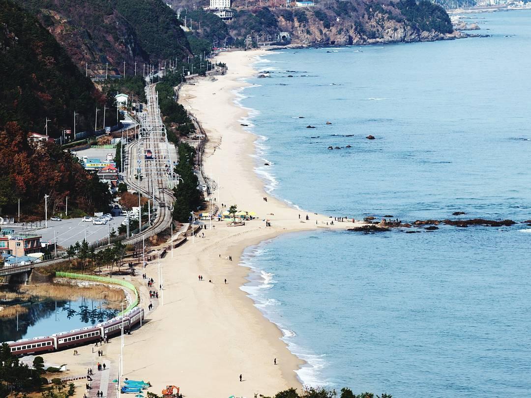 Pantai Jung Dong Jin