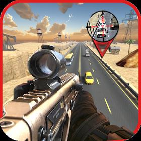 Sniper Traffic Hunter - FPS Shoot Strike