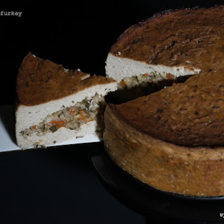 Desi Style Homemade Tofurkey Recipe