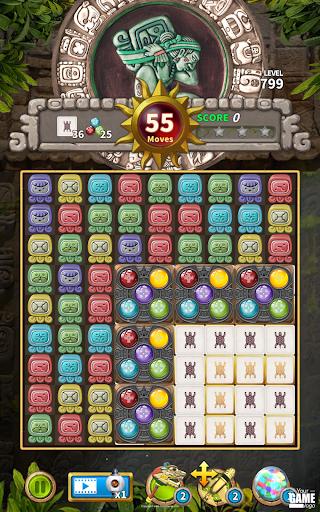 Glyph of Maya - Match 3 Puzzle 1.0.14 screenshots 21