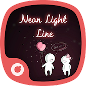 Neon Light Line-Solo Theme