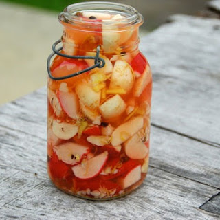 Quick Pickled Roots.