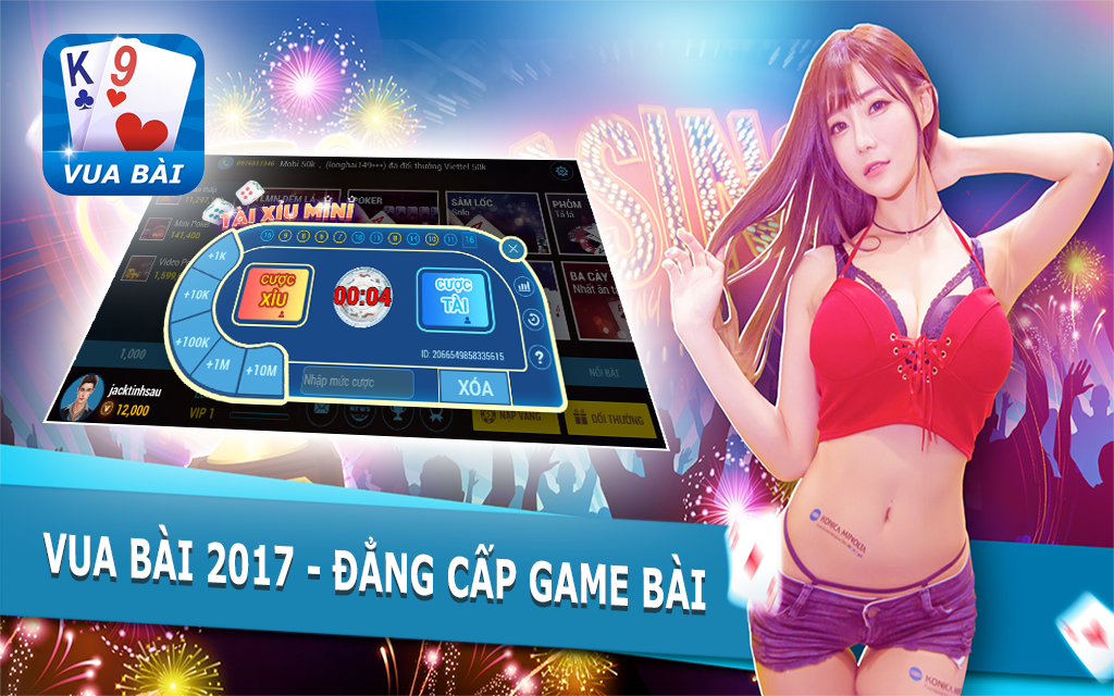Game bai doi thuong 2017- screenshot
