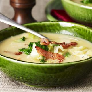 Colcannon Soup.