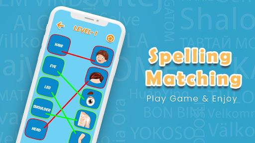 Kids Spelling Match Games - Kids Spelling Learning apklade screenshots 2