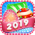 Sweet Candy Cookie 2019 icon