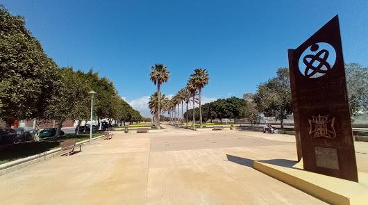 Nuevas zonas de juegos infantiles y de calistenia verán la luz en Almería