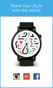 Facer Android Wear Watch Faces Screenshot 6