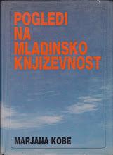 Photo: Marjana Kobe: Pogledi na mladinsko književnost (1987) - poglavje Fantastična pripoved