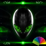Alien Xperien Theme Icon
