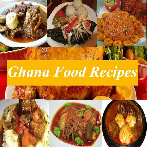 Ghana Food Recipes 遊戲 App LOGO-硬是要APP