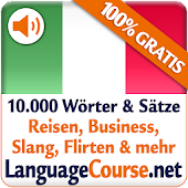 Lerne Italienisch kostenlos spielen