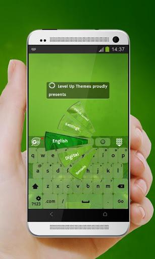 綠池Lǜ chí GO Keyboard