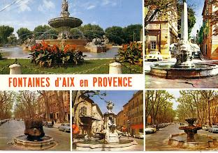 Photo: Aix en Provence 1 - Frankrijk