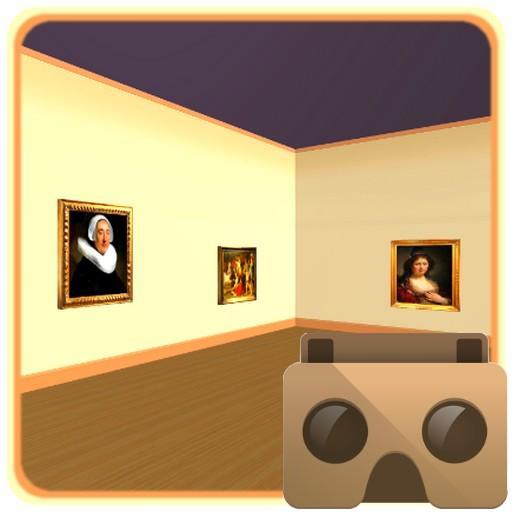 VR Modern Art Museum Visit (CardBoard)