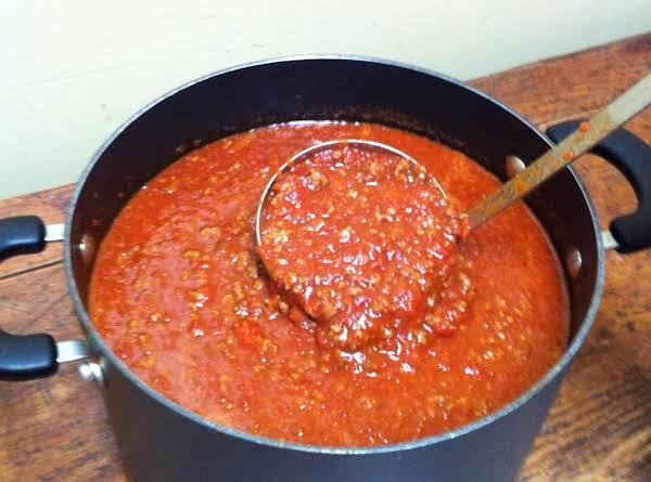 Easy Chili With A Kick Recipe