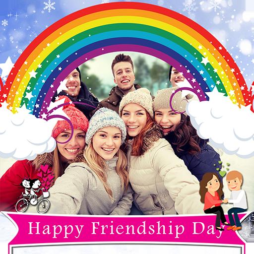 Friendship Day Photo Frame