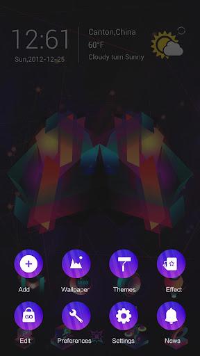 玩免費個人化APP|下載Spectacular Go Launcher Theme app不用錢|硬是要APP