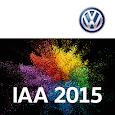 Volkswagen Motorshow App IAA icon