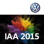 Volkswagen Motorshow App IAA