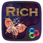 Rich Go Launcher Theme