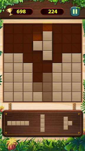 1010 Wood Block Puzzle Classic - Puzzle Game 2020 apkpoly screenshots 2