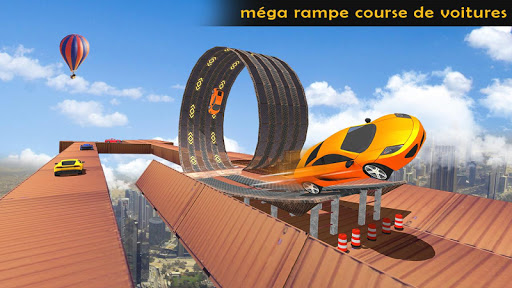 Code Triche impossible pistes voiture cascades au volant: Jeux apk mod screenshots 3