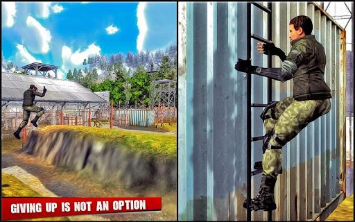 Army Training camp Game screenshot 20