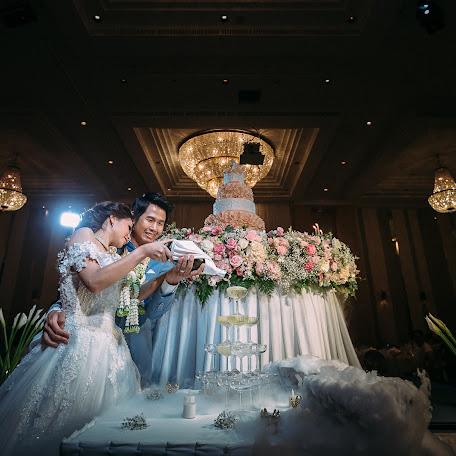 Wedding photographer Jaras Maneelomrat (JARASPHOTOGRAPH). Photo of 13.12.2017