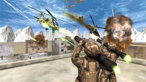 Helicopter Simulator 3D Gunship Battle Air Attack 3.9 de.gamequotes.net 1