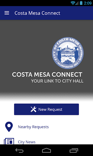 Costa Mesa Connect