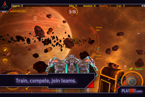 Space Merchants: Arena- screenshot thumbnail