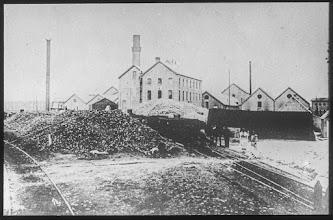 Photo: 1880 Suikerfabriek Wittouck (Emergebied toen nog gemeente Princenhage)
