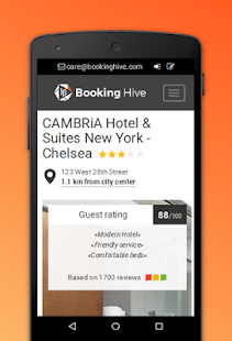 Booking Hive- screenshot thumbnail