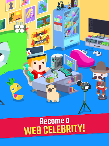 Vlogger Go Viral - Tuber Game screenshots 8