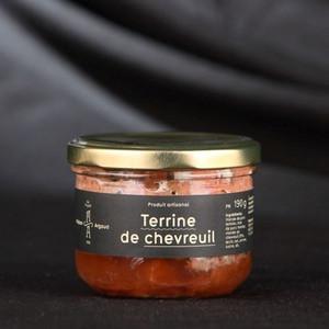 Terrine de chevreuil Maison Argaud Julhès