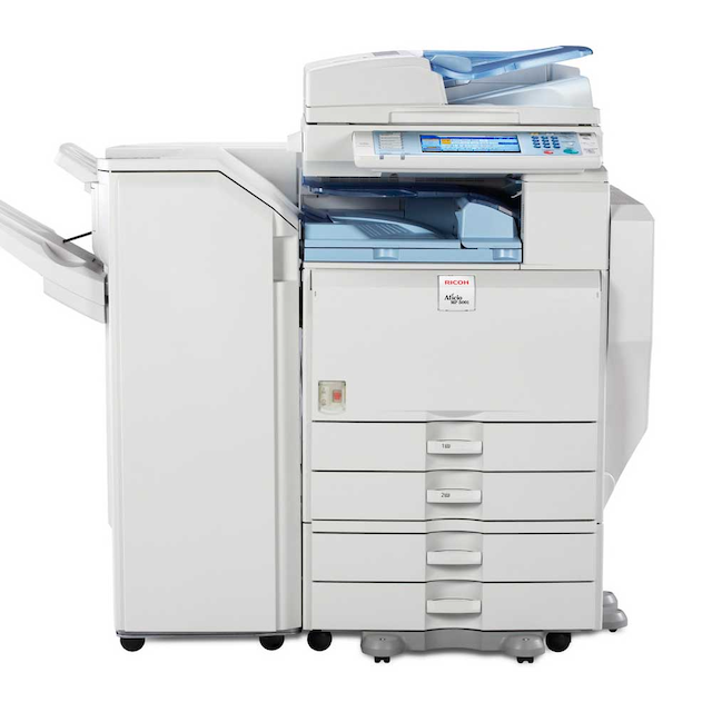 Chi phí hao mòn máy photopcopy khi thanh lý lên tới 70% giá trị ban đầu của máy