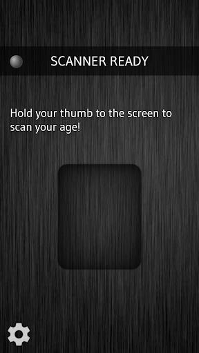 Prank Age Scanner  screenshots 1