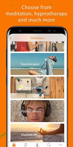Pumpkin - meditation, hypnotherapy & sleep stories 1.0.11 screenshots 2