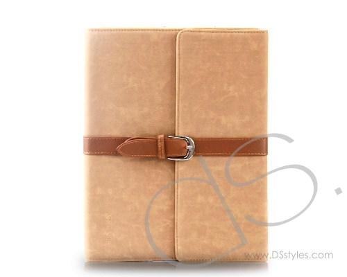 Photo: Armor Series iPad 2 New iPad Flip Leather Cases - Beige http://bit.ly/M8rfn1