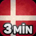 Apprendre le danois en 3 min icon