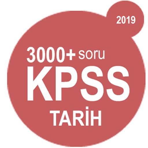 Kpss Tarih Soru Bankası 2019 icon